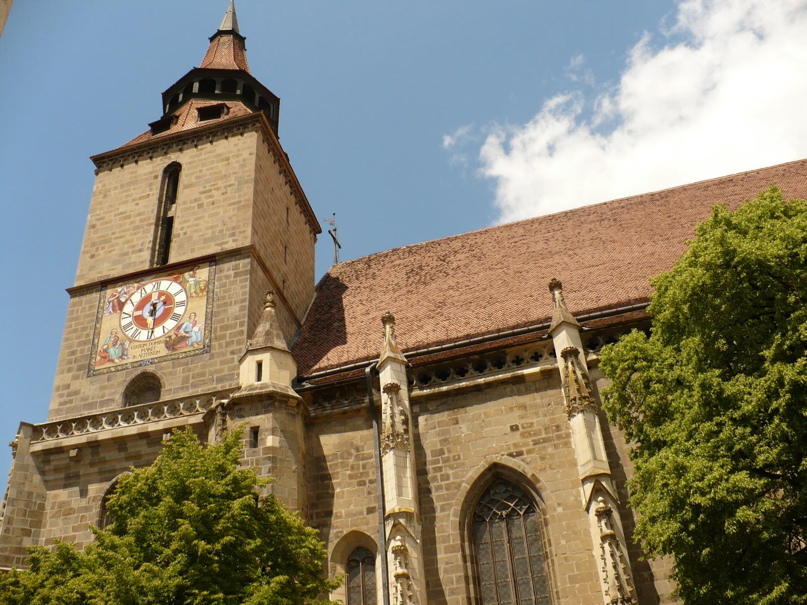 Braşov – the historical center