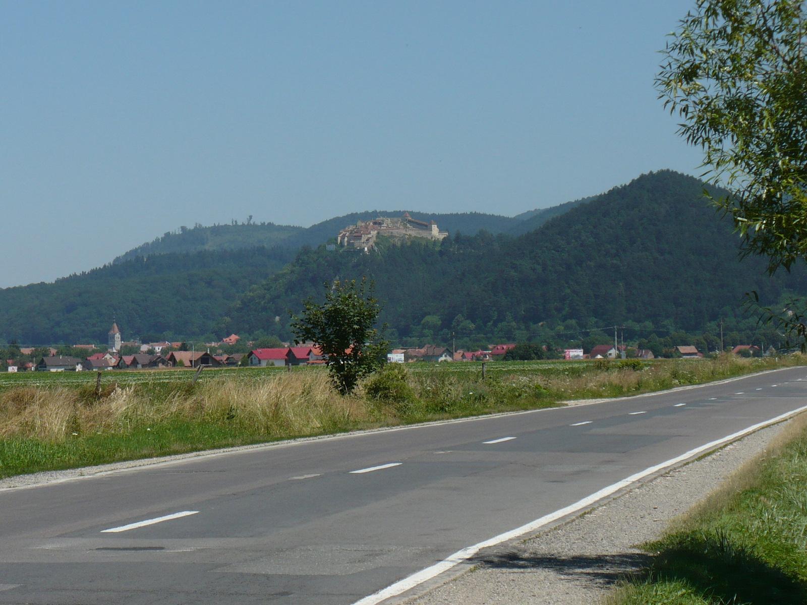 Castelele Peleș, Bran, Râșnov